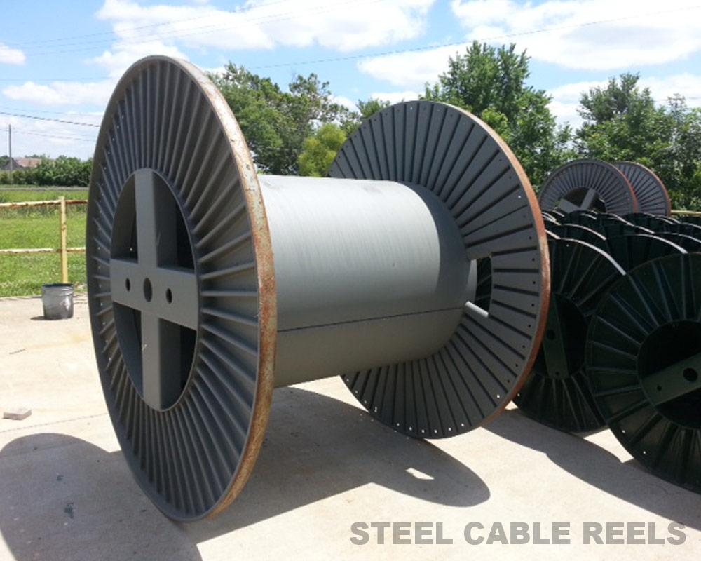 Steel Cable Reels